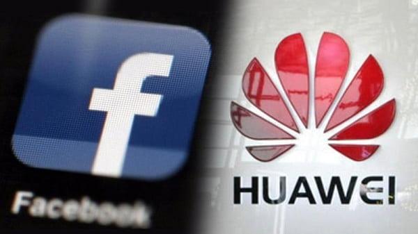 شراكة فيسبوك مع شركة هواوي تثير مخاوف التجسس الصينية