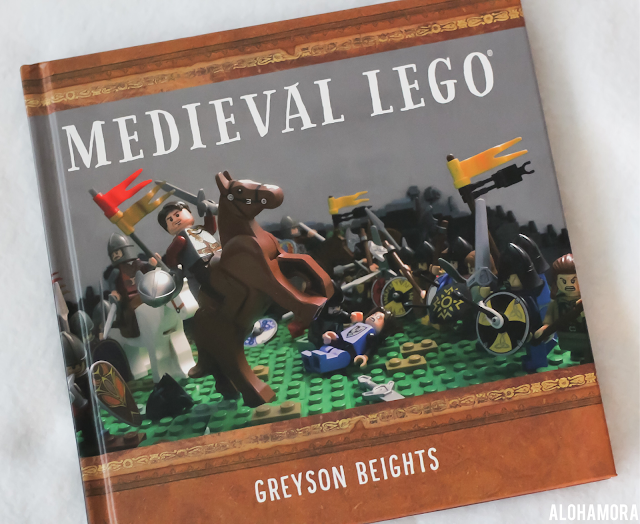 Medieval Lego by Greyson Beights is a great nonfiction book about mostly English history during the medieval time 1045-1485 BC.  Short historical stories with fun Lego pictures makes for a great book 4th-8th grade would enjoy.  Boys or any lego fan will enjoy this book. Alohamora Open a Book http://alohamoraopenabook.blogspot.com/ book picture book non-fiction fun