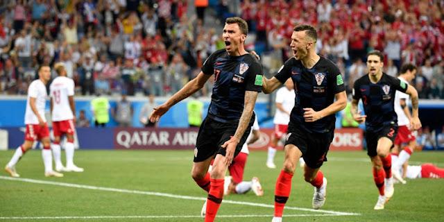 Hari Ini: Hikmah Kroasia Menjadi Tim Non Unggulan di Piala Dunia 2018