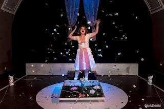"""Teatro della Posta Vecchia di Agrigento - Il 26 e il 27 Gennaio in scena """" Io sono Verticale """", la rassegna teatrale Mariuccia Linder"""