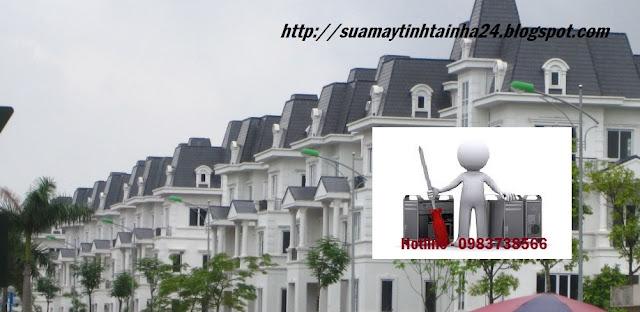 Sửa máy tính tại nhà Nam Thăng Long - 0983.738.566