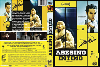 Piercing - Asesino Intimo - Cover - DVD