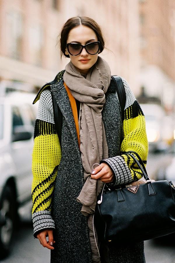 Vanessa Jackman: New York Fashion Week AW 2012/13