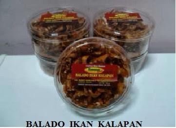 Balado Ikan Kalapan