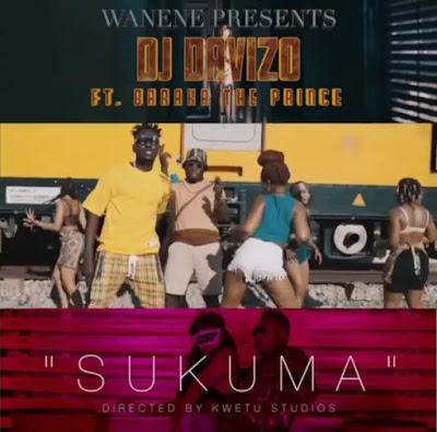 Selekta Davizo Ft. Baraka The Prince - Sukuma