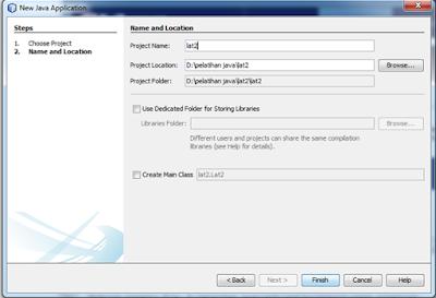 Membuat Aplikasi Sederhana dengan Java NetBeans