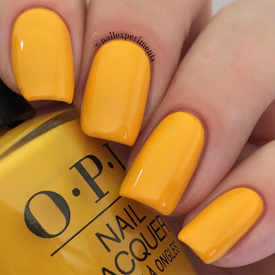 opi lisbon sun sea and sand in my pants swatch