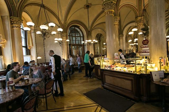 Café Central-Vienna