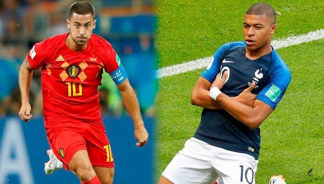 Mondiali 2018: FRANCIA BELGIO Streaming e Diretta TV su Canale 5