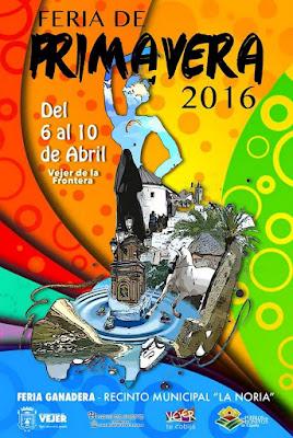 Feria de Vejer de la Frontera 2016