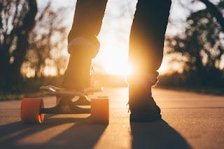 Merawat Skateboard