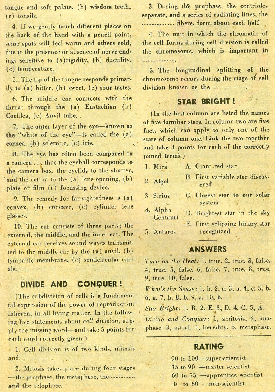 Strange Adventures (1950) issue 13 - Page 32