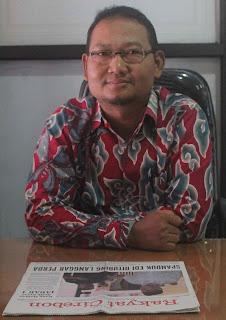 Ketua DPD PKS Kabupaten Cirebon Junaedi