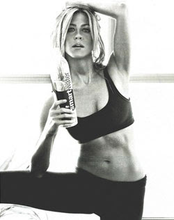 jennifer anniston smart water