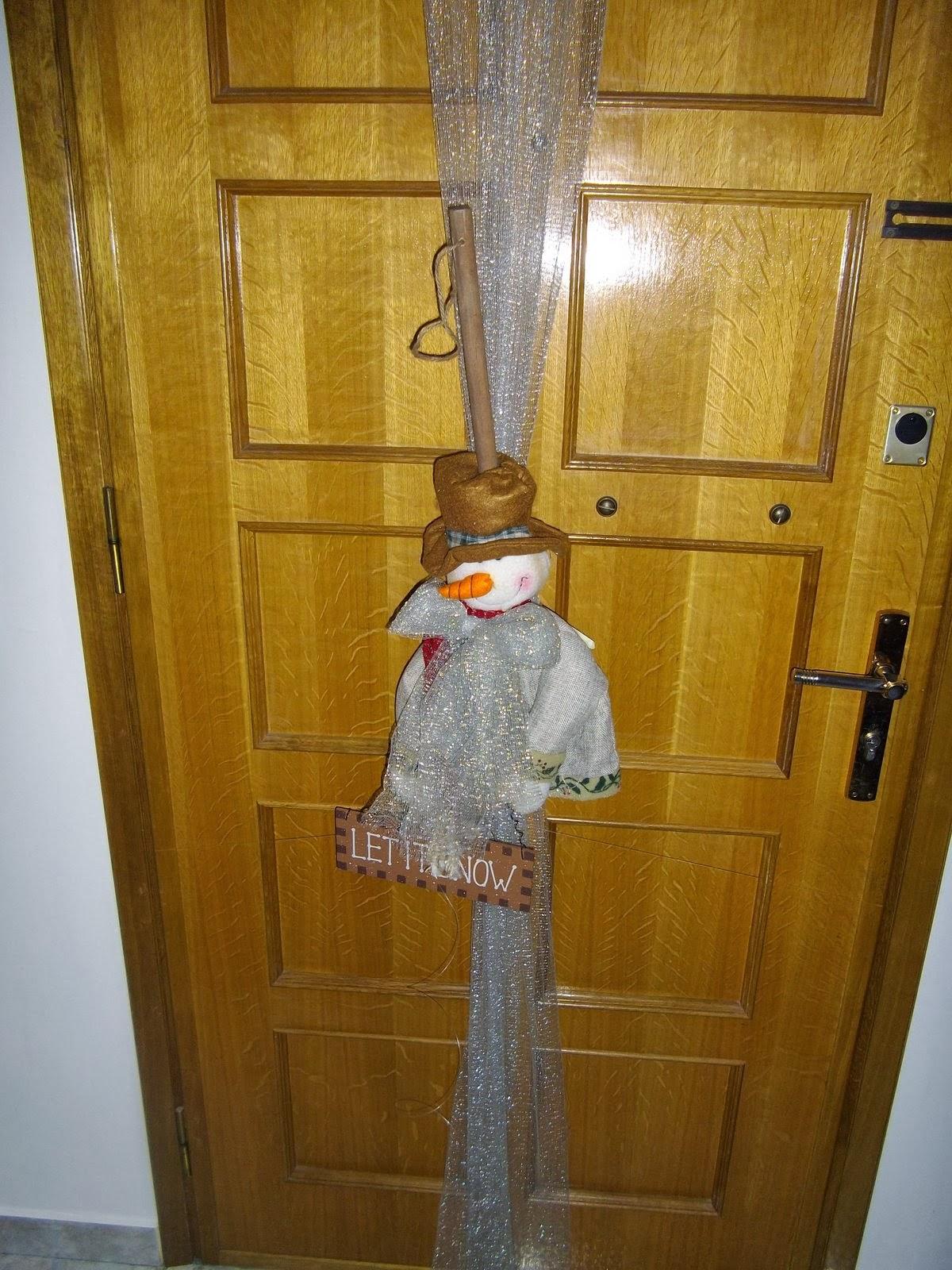 ba1b1b475bf Amanda's Handmade Creations: Στολισμός πόρτας για να ξεχωρίζουμε.