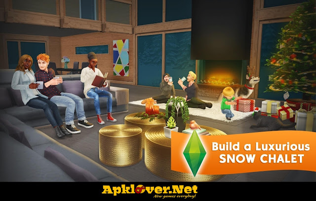 The Sims FreePlay MOD APK Unlimited Money