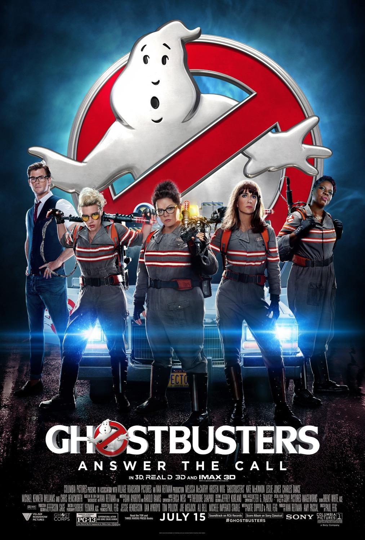 Nonton Film Ghostbusters (2016)