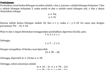 Soal No 7 OSK Matematika 2018