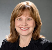 Mary Barra (Credit: GM) Click to Enlarge.