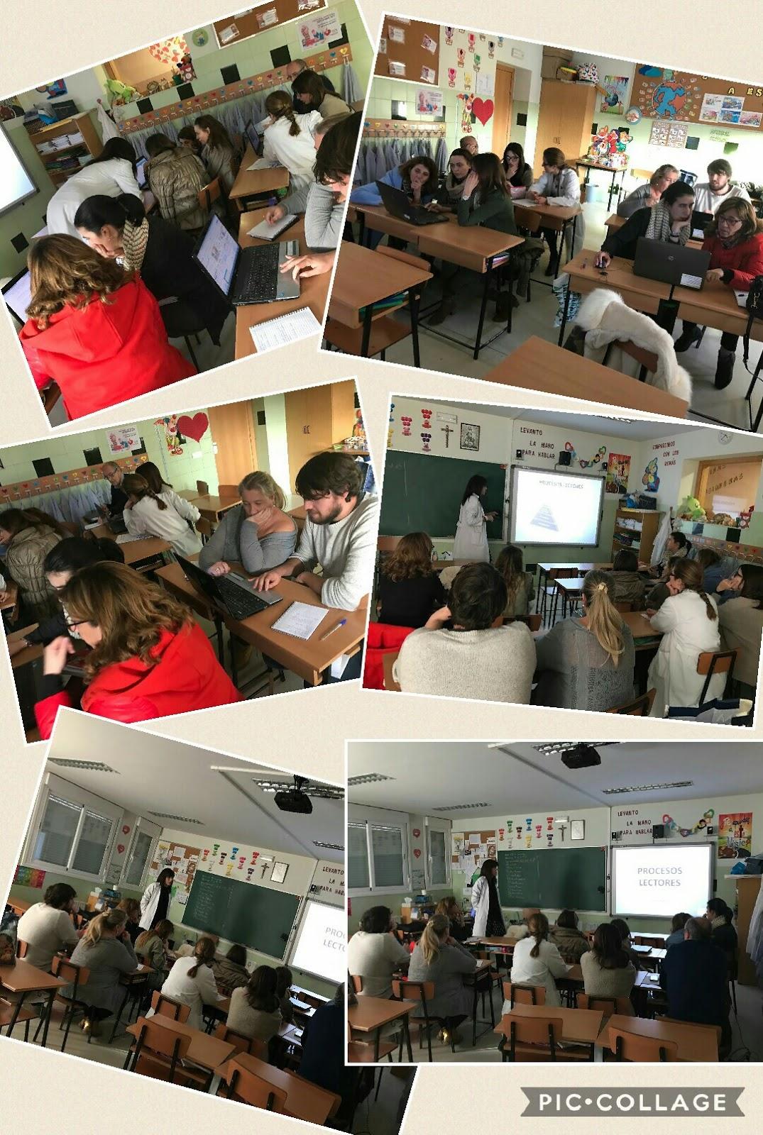 Agustinas Valladolid - 2017 - Profesorado - Formación Lectura 1