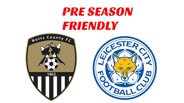 Notts County vs Leicester City – Highlights