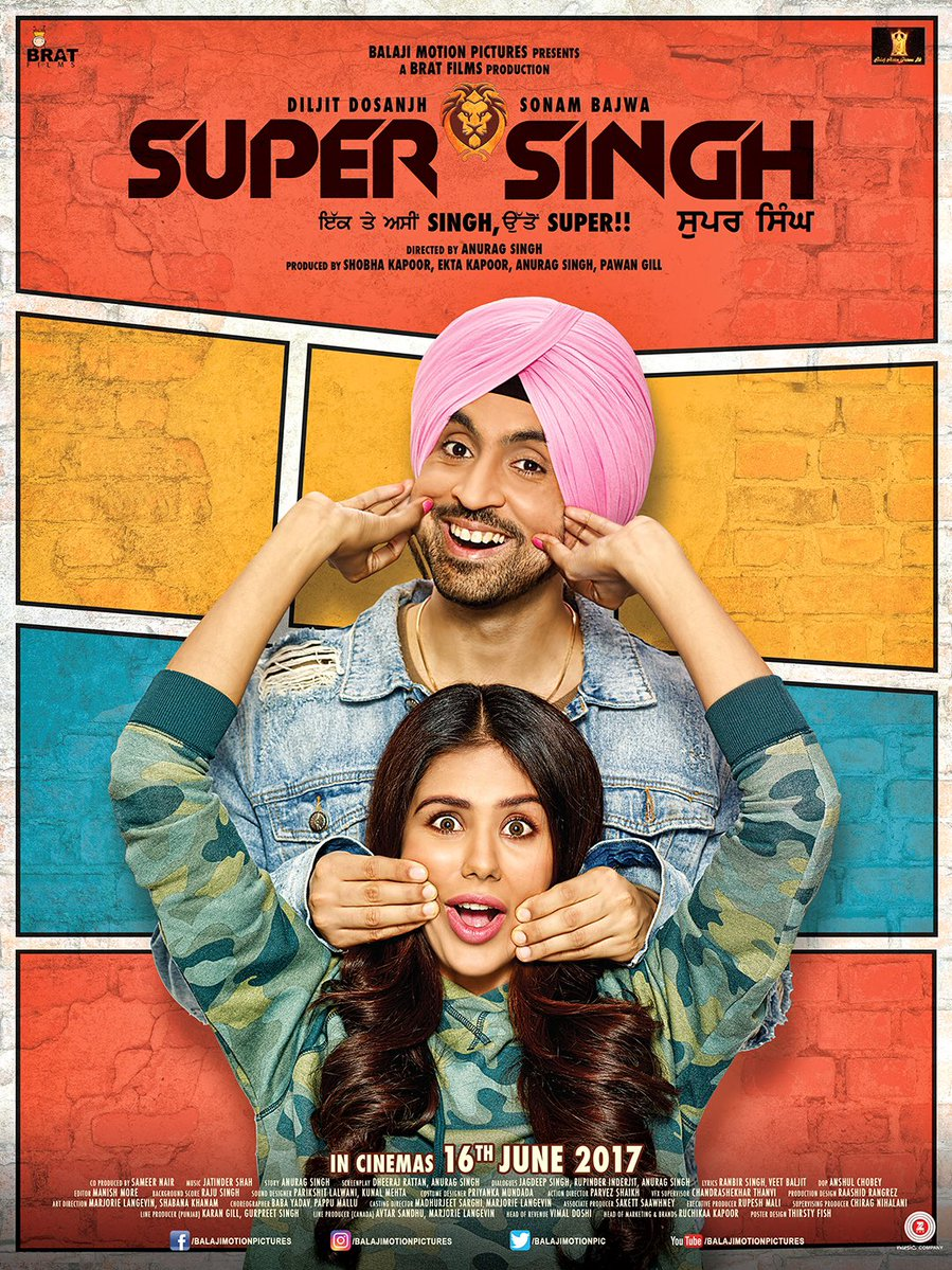 Super Singh 2017 Hindi Dubbed 720p HDTV Will be Available on 7StarHD