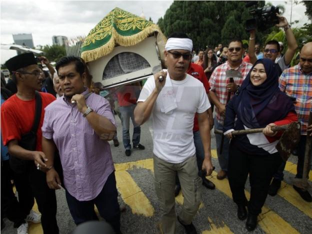 Isu Van Jenazah: Jais Kesal Kemudahan Masjid Dieksploitasi
