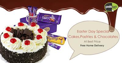 Online cakes & Pastries
