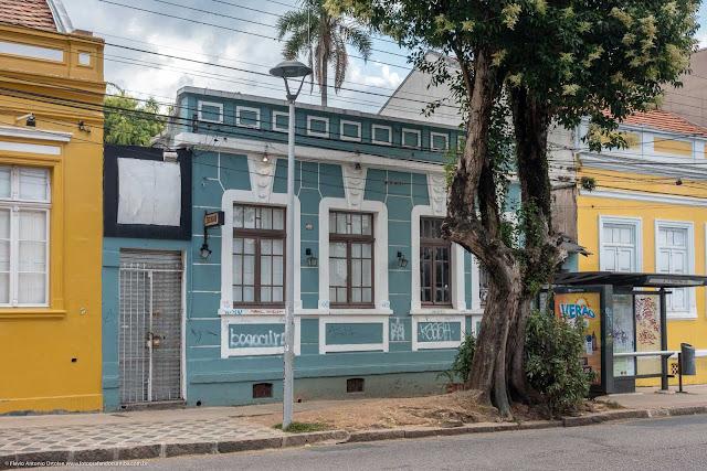 casa na Rua Trajano Reis
