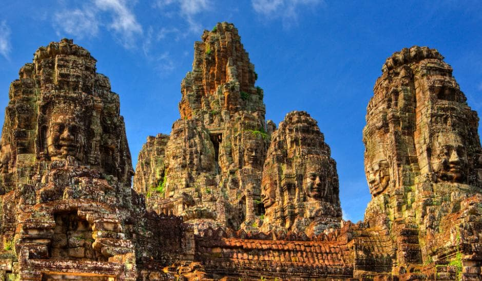 Cambodia Beach Holiday Tour