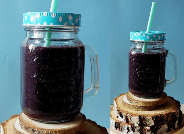 lodovo detox smoothie black