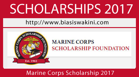 Marine Corps Scholarship 2017
