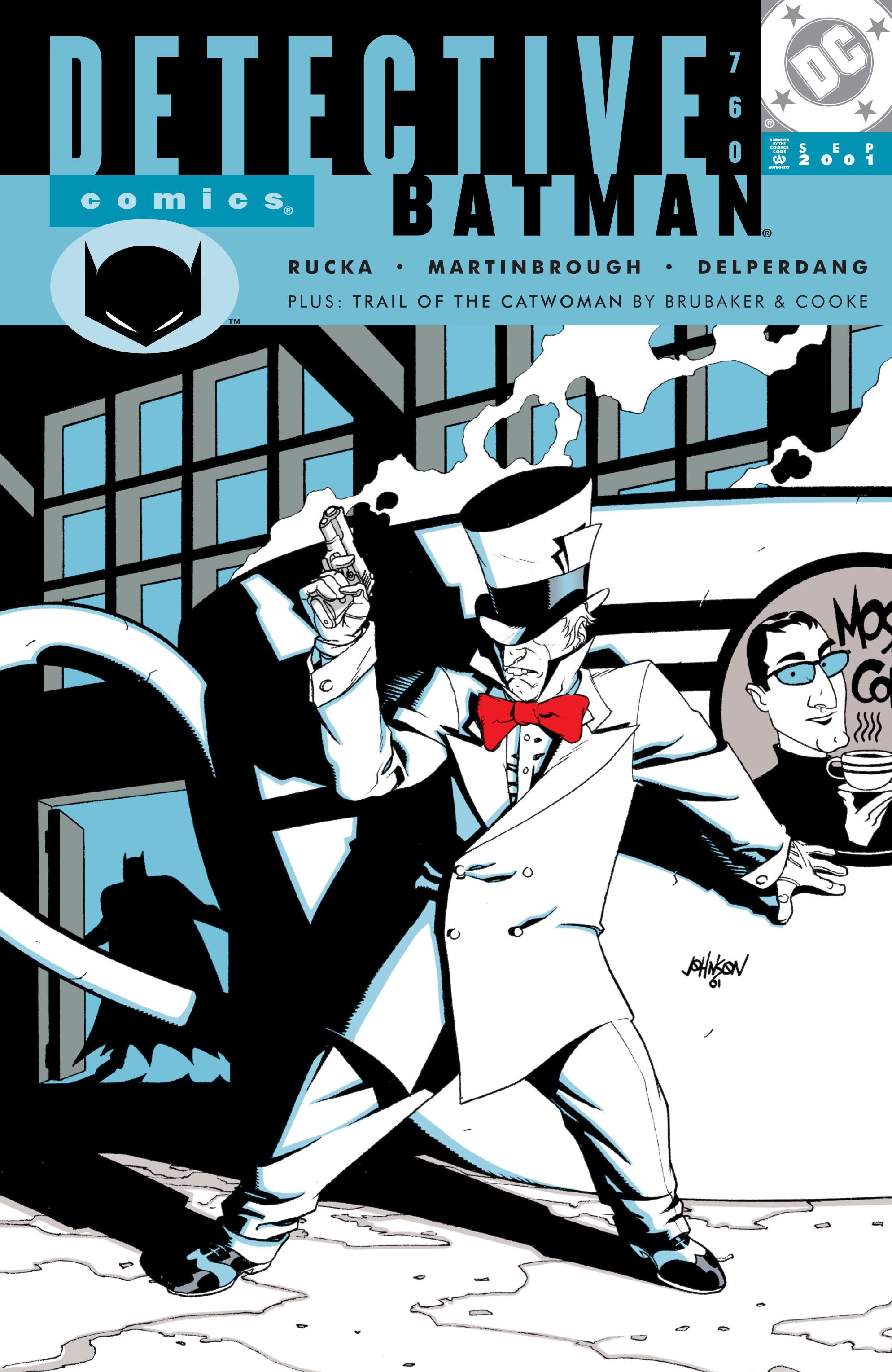 Detective Comics (1937) 760 Page 1