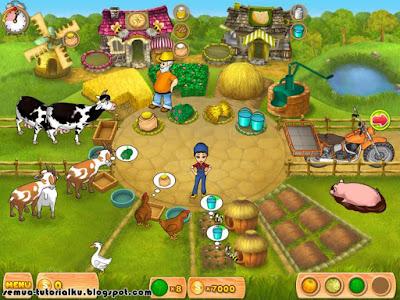 Ayo! Belajar Berkebun Dengan Bermain Games Farm Mania