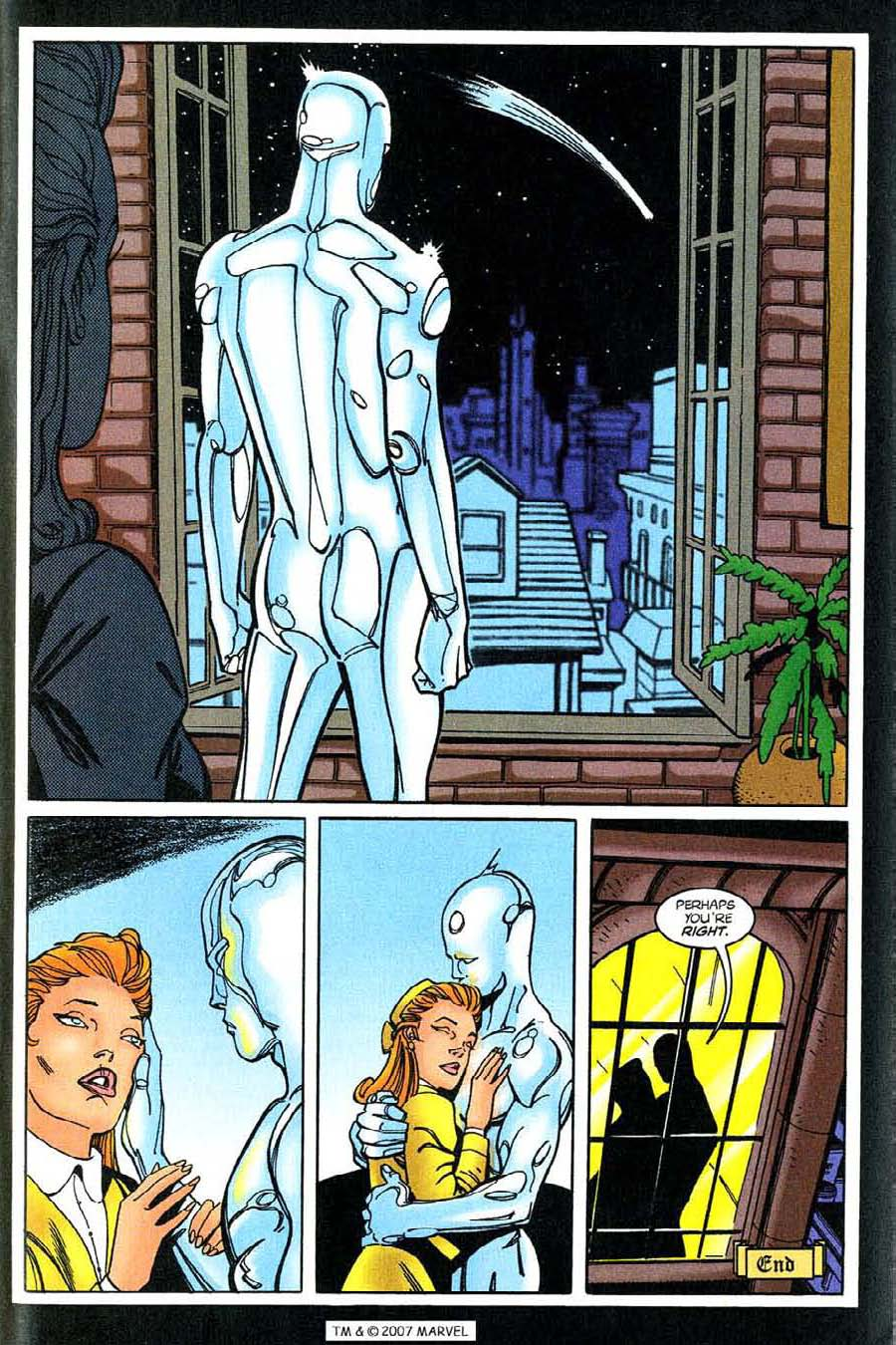 Read online Silver Surfer (1987) comic -  Issue #131 - 35