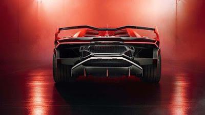 Rilis Supercar Baru, Lamborghini, Tenaganya Makin Brutal