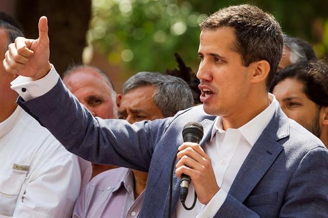 Juan Guaidó revela que ordenaron encarcelarlo antes del 23 de enero