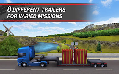 TruckSimulation 16 mod apk