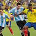مباراة الاكوادور والارجنتين اليوم والقنوات الناقلة بي ان سبورت HD1