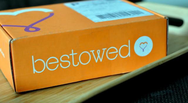 Bestowed Box - Photo by Taste As You Go