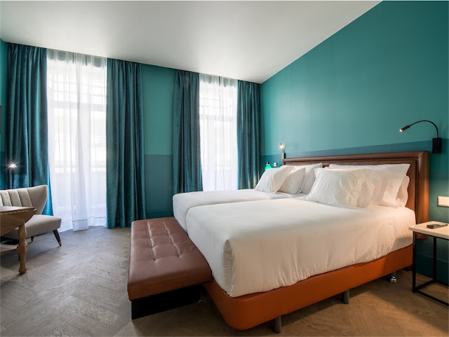 dormitorio the mint hotel madrid chicanddeco