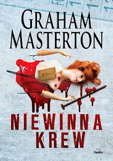 """Niewinna krew"" Graham Masterton"