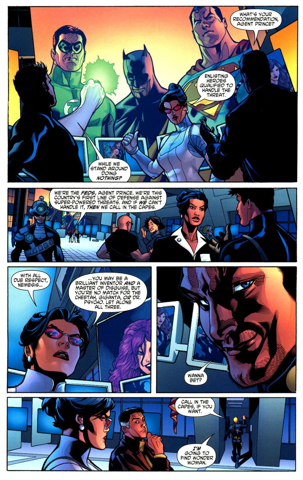 Read online Wonder Woman (2006) comic -  Issue #2 - 9