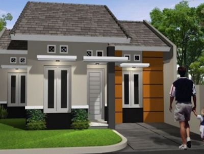 Well designed house, it would be good to start a family life