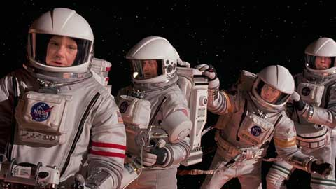 Say Hello Spaceman Mission To Mars 2000