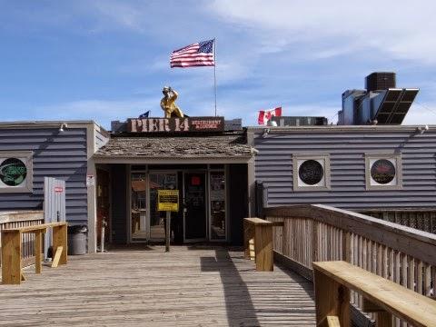 Pier 14 Restaurant Lounge
