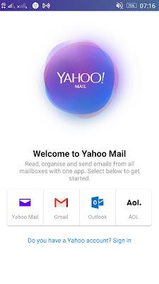 Cara Buat Email Yahoo Lewat HP Pake Aplikasi Gratis Ymail Indonesia
