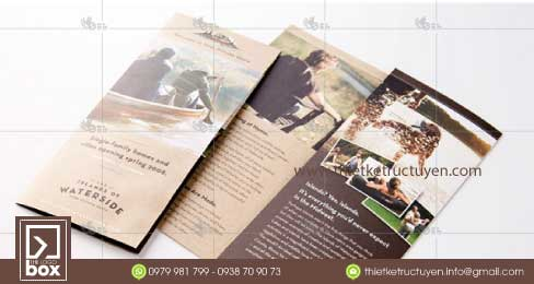 4 bước thiết kế brochure chuẩn đẹp