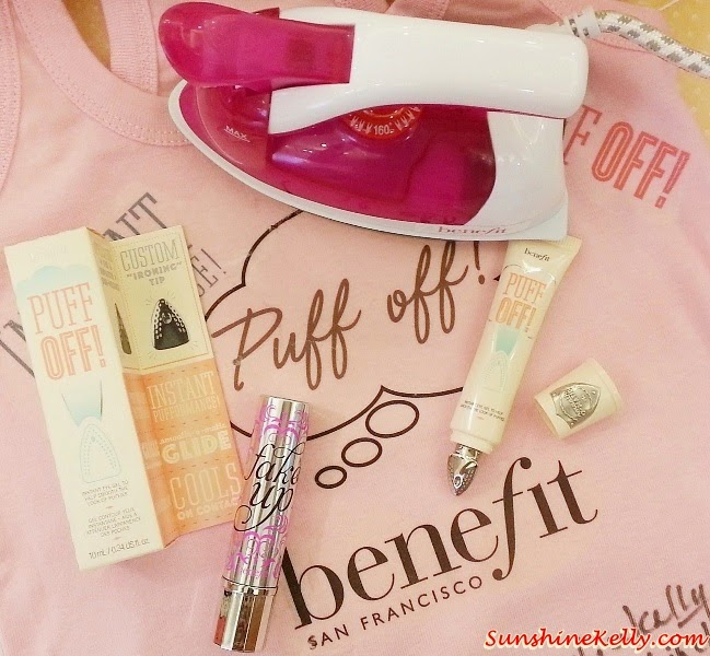 Benefit Puff Off Instant Eye Gel Review, Benefit Puff Off, Benefit Cosmetics, Instant Eye Puffiness Gel