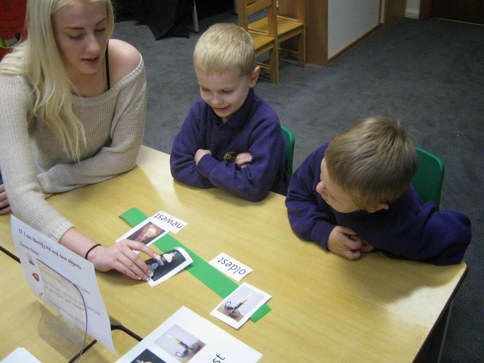 Year One Blog Identifying Old And New Light Sources